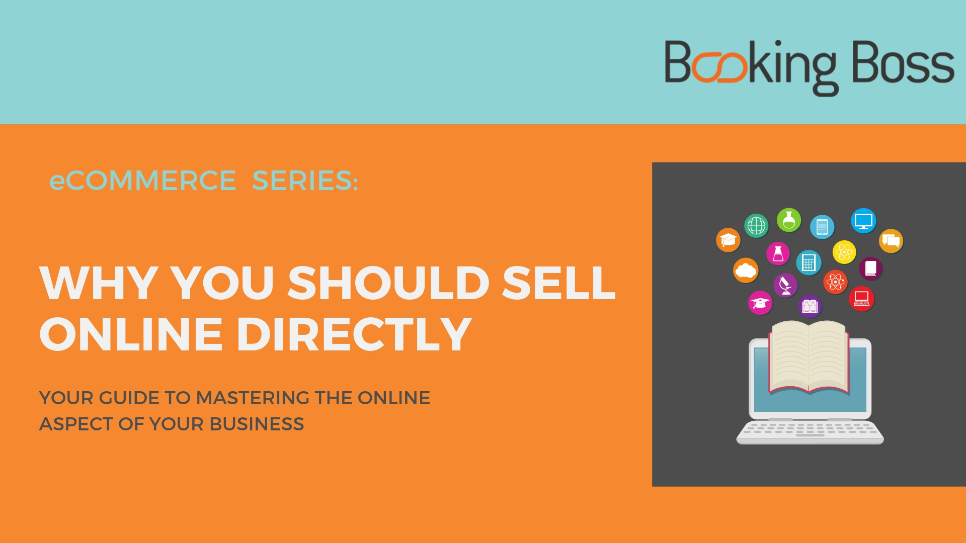 Ecommerce Series - Why you should sell your tours and activities  online.