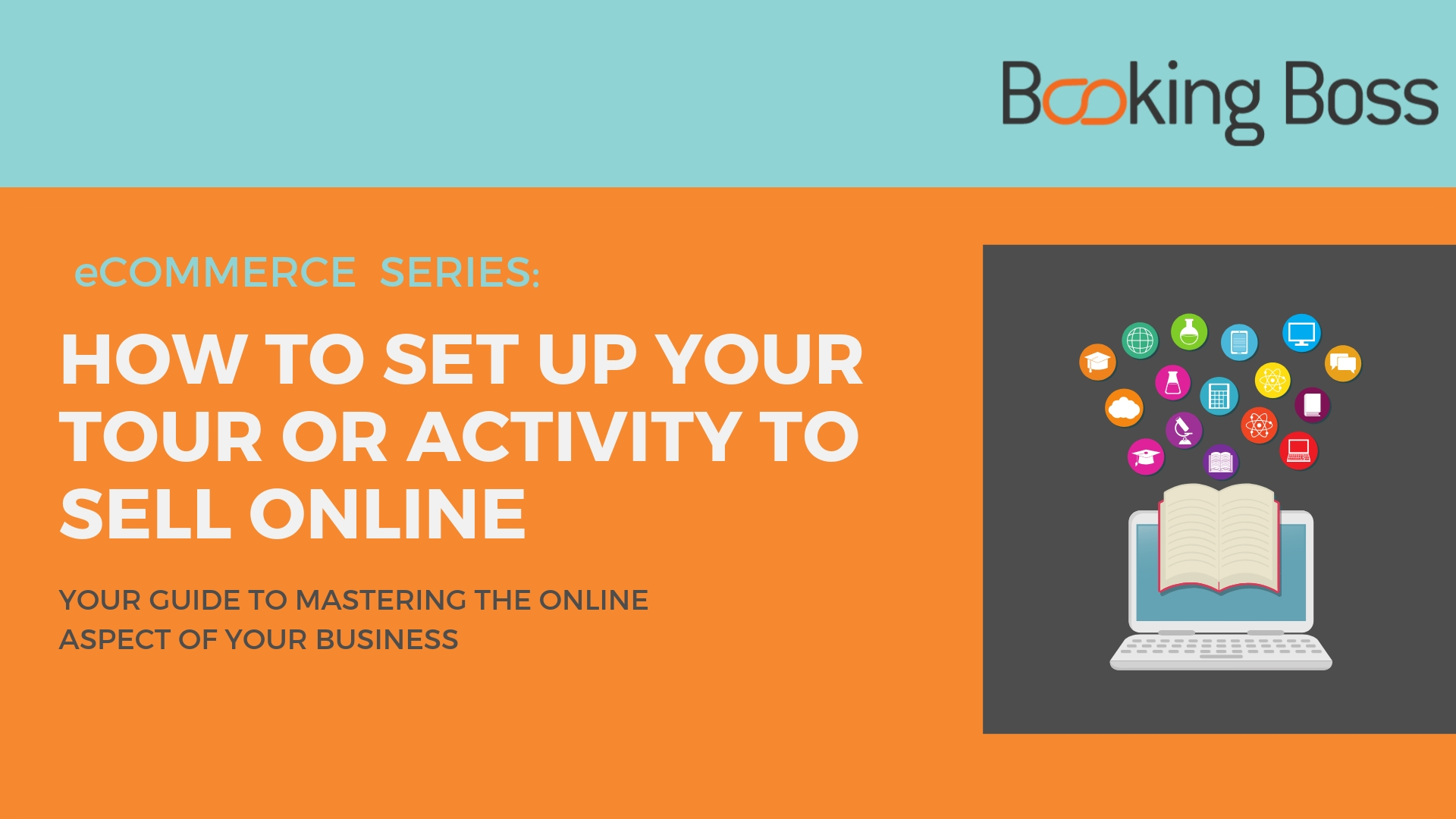 Ecommerce Series - How to set your tour to sell online