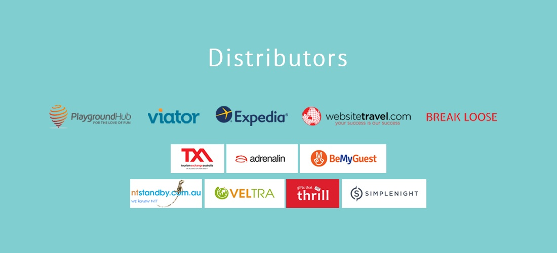 Here's why you want a booking platform with a lot of distributors