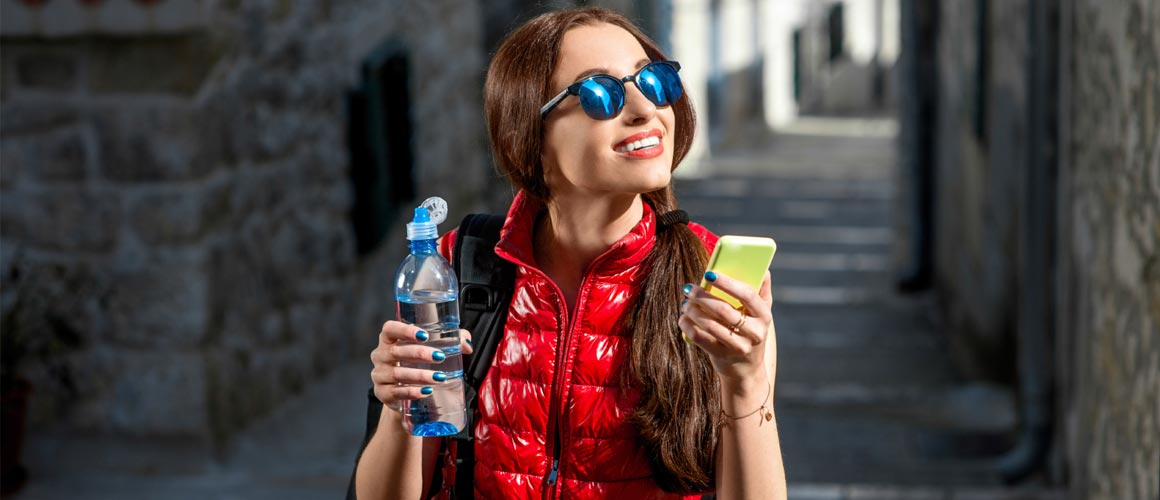 Get mobile-friendly for the mobile traveller