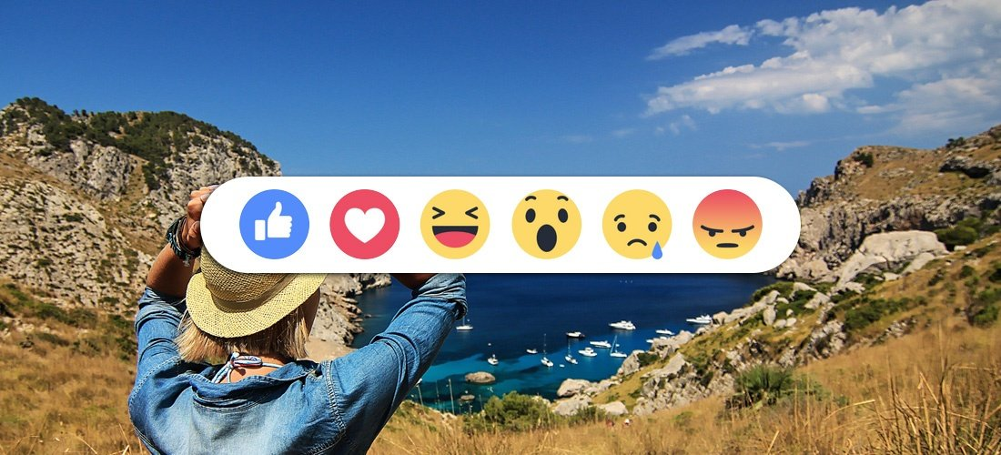 What tour and activity operators need to know about Facebook reactions
