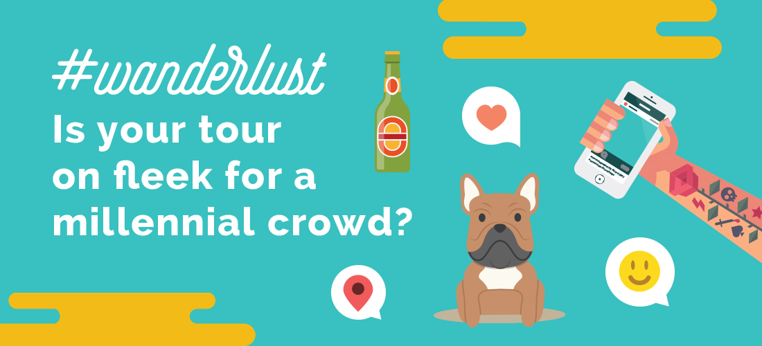 8 ways to attract millennial travellers to your tour business